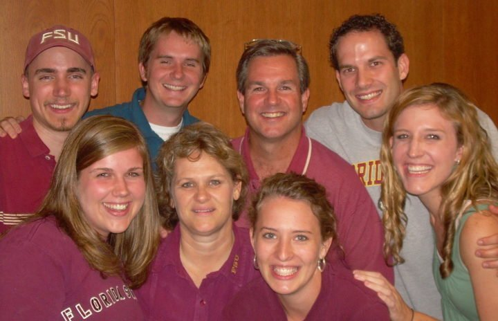 FSU Navigators Staff Team 2007-2008