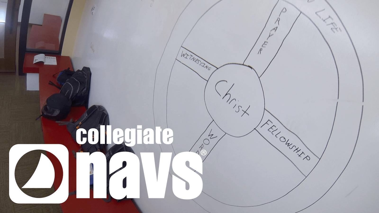 Collegiate Navs Commercial