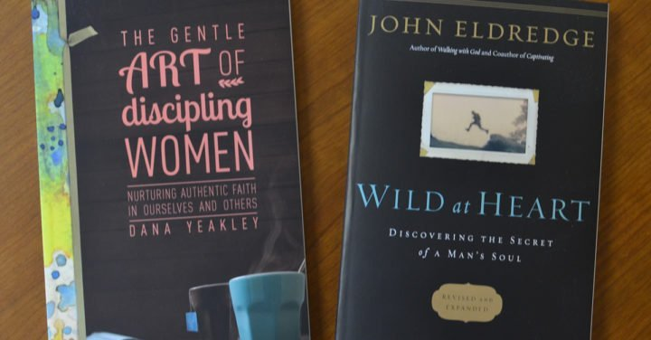 """Win a Copy of """"Wild at Heart"""" or """"The Gentle Art of Discipling Women"""" from Campus Navs!"""